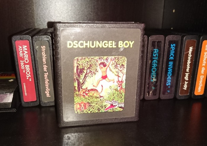 dschungelboycover